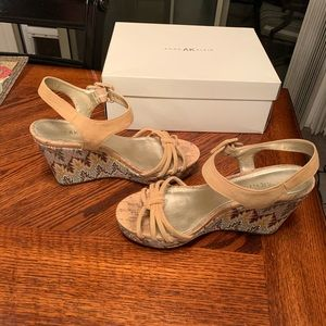 Anne Klein wedges